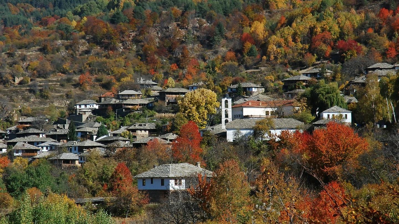 Bulgarian village
