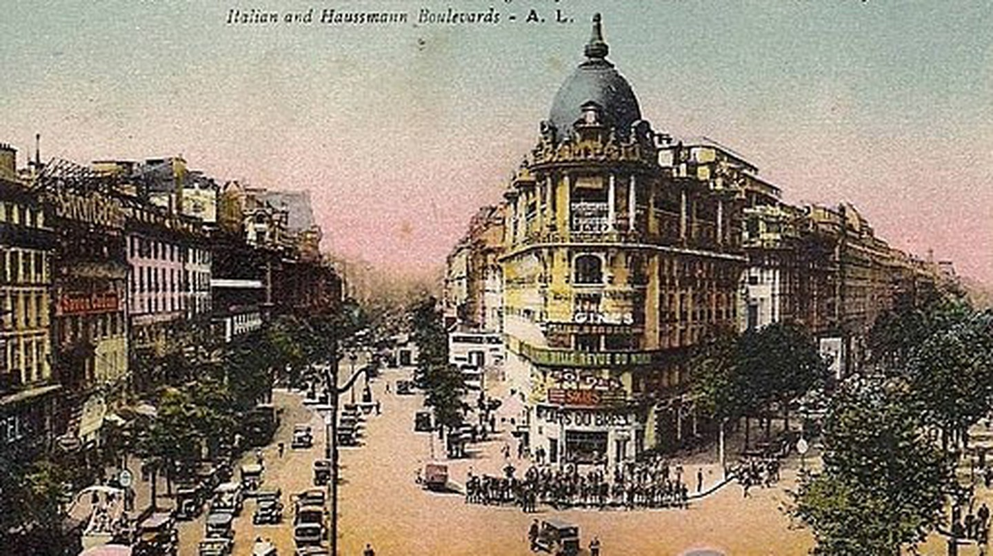 Georges-Eugène Haussmann: The Man Who Created Paris