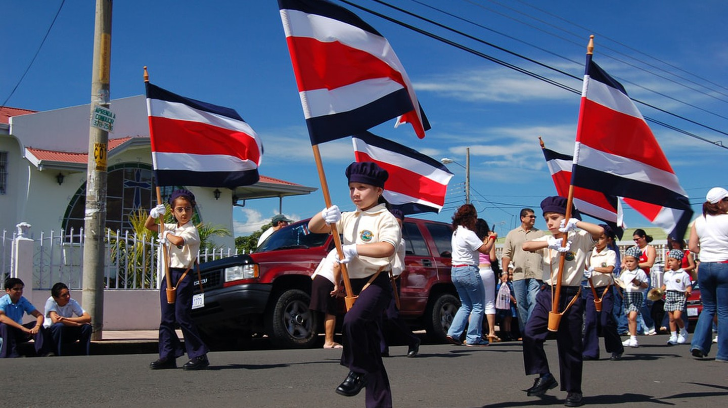 Costa Rican pride | © Bruce Thomson/Flickr
