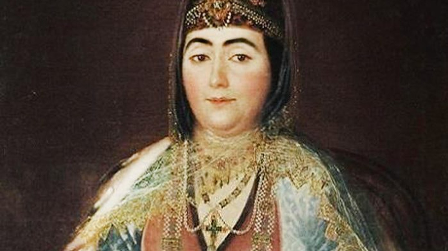 Queen Darejan | © author unknown / WikiCommons