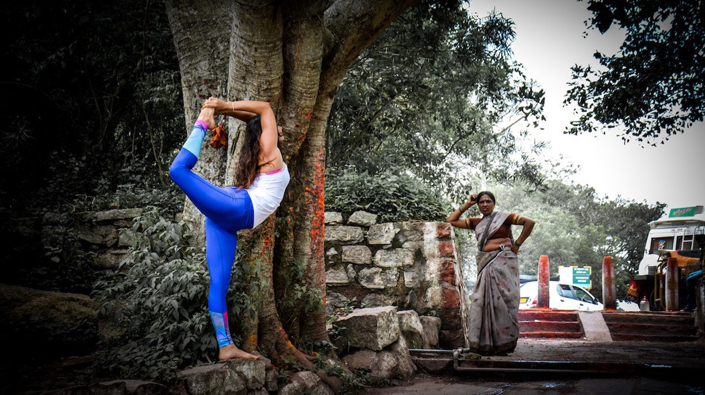 Are White Westerners Culturally Appropriating Yoga?