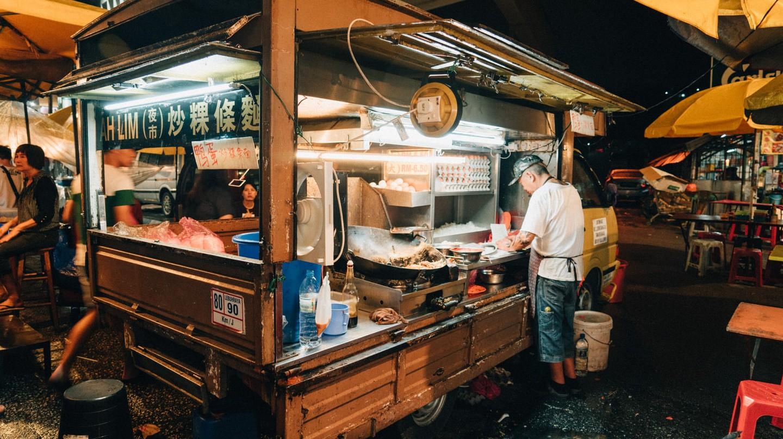 Taman Connaught Market | Irene Navarro / ©Culture Trip