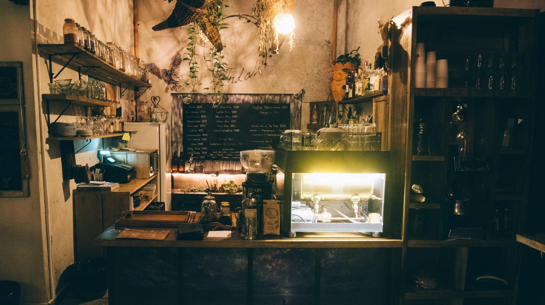 Cafe Ondas, Medellin | Courtesy of Ondas Medellin