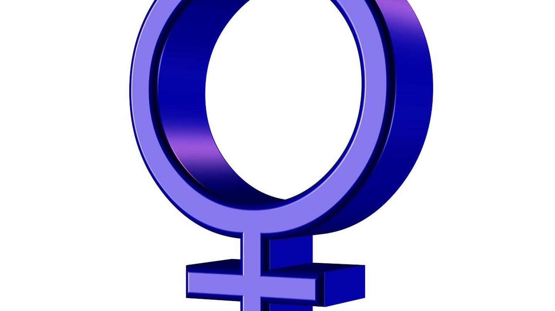 Female symbol | © TheDigitalArtist / Pixabay