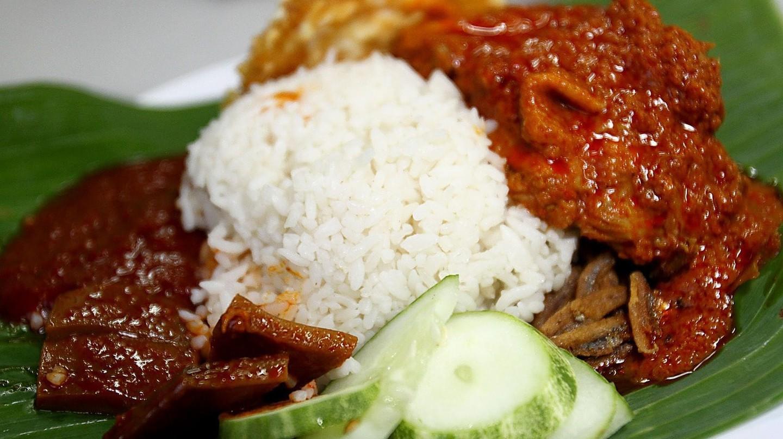 Malaysian Nasi Lemak | © Pixabay