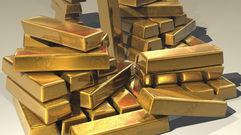 Gold bars | Public Domain \ Pixabay