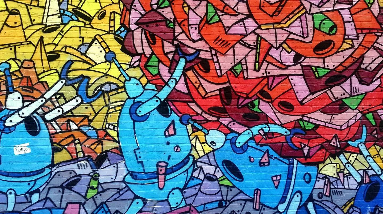 Street art | © MMT / Pixabay