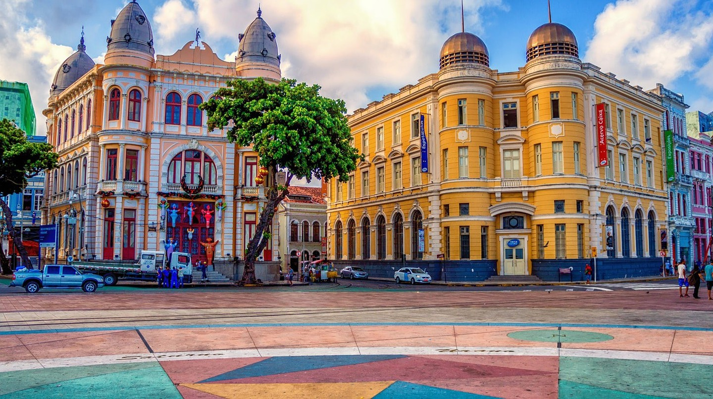 Recife Old Town |©fgmsp / Pixabay