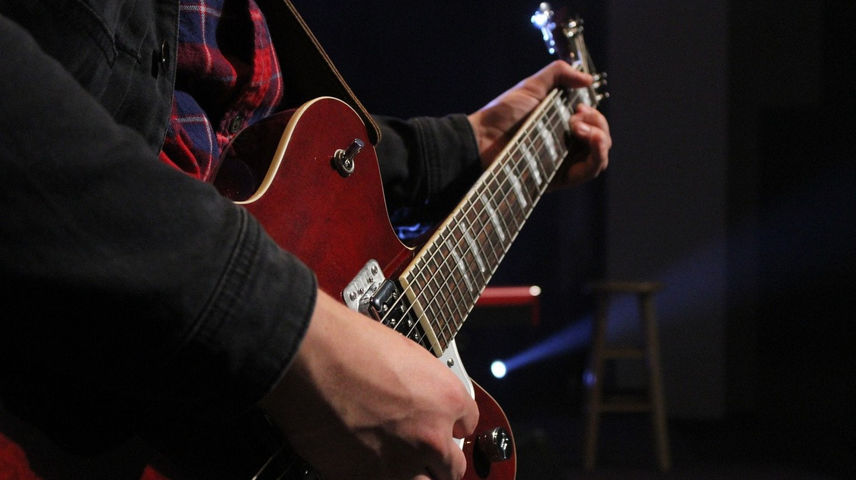 Guitar player   © Pixabay