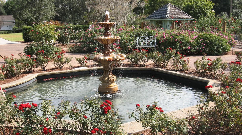 Harry P. Leu Botanical Gardens