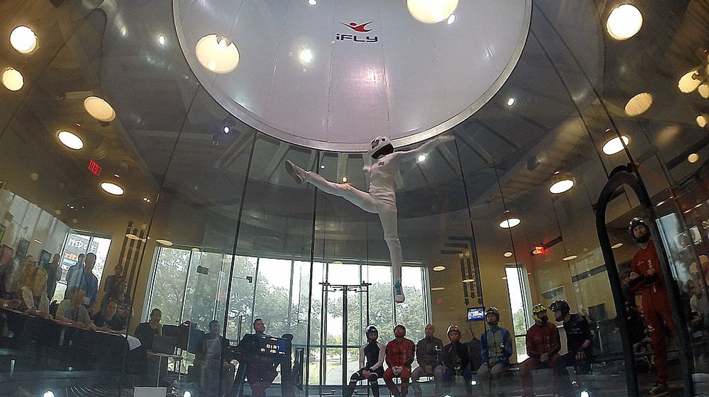 1st FAI Indoor Skydiving World Cup | © LiseHdezG / WikiCommons