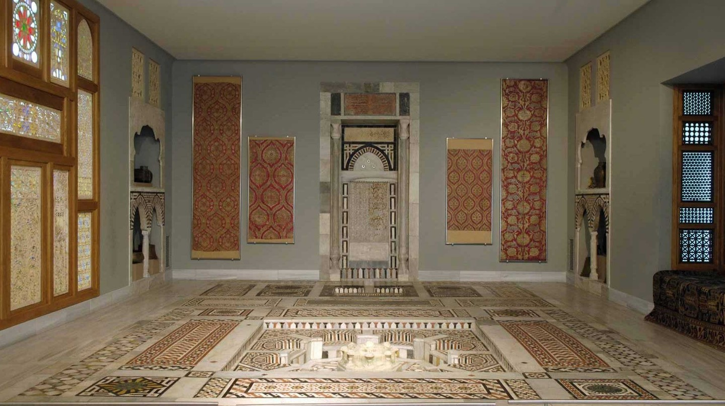 Reception room from Cairo | © Islamic Museum / Benaki