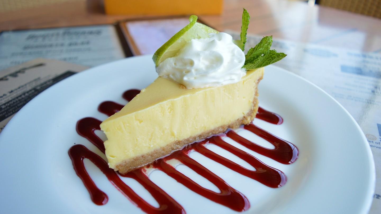 Key lime pie | public domain \ pixabay