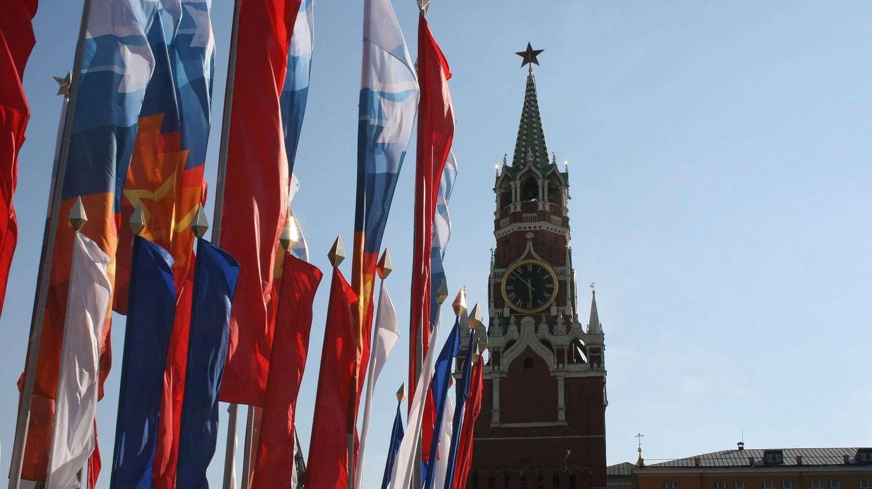 The Kremlin on Victory Day | © Pixabay