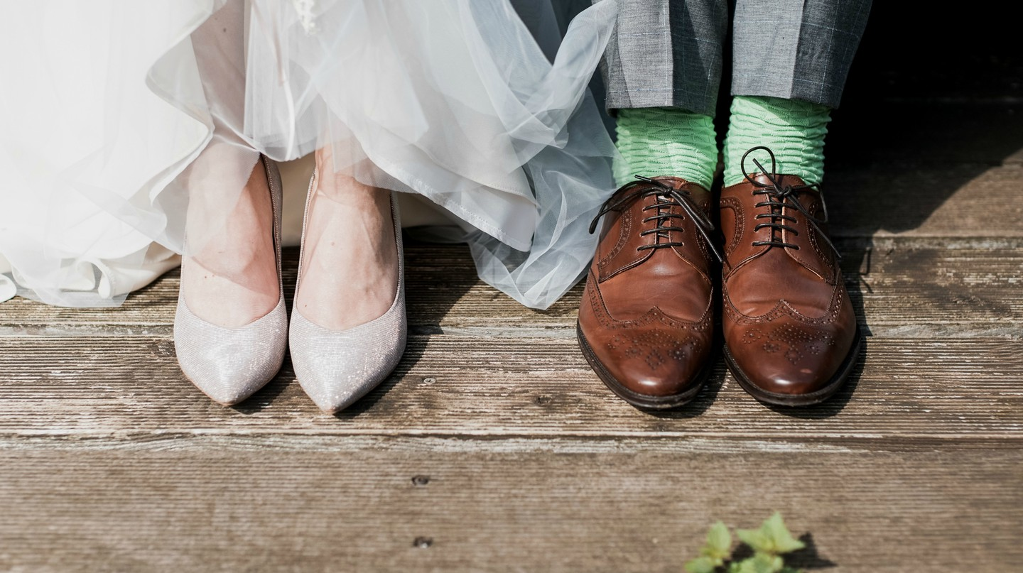 Wedding, feet and shoes | © Marc A. Sporys/Unsplash