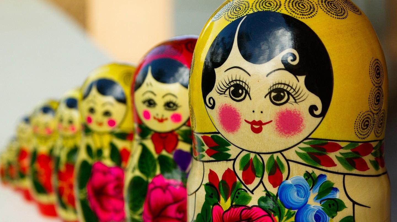 Russian Nesting Dolls | © Pixabay