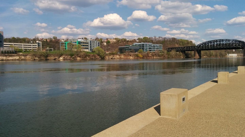 Mon River view | © hhm8 / Flickr