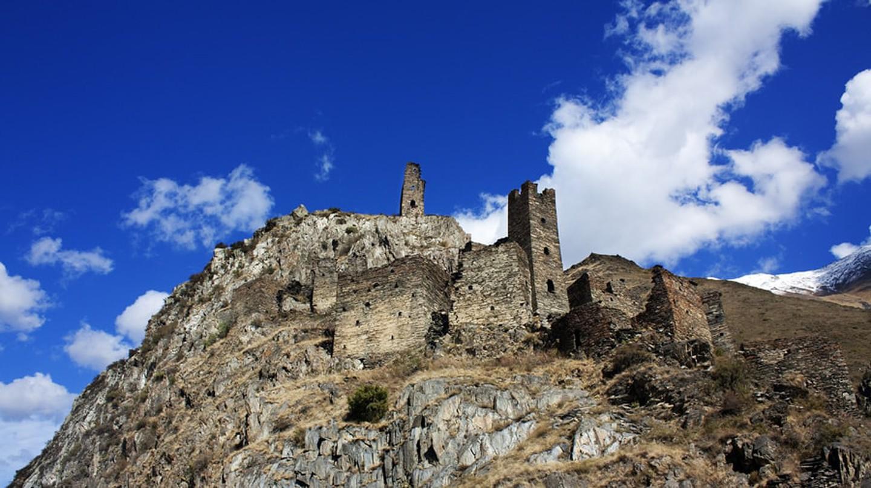 Mutso Castle | © Levan Gokadze / WikiCommons