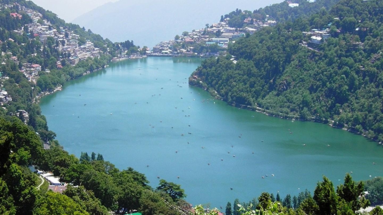 Naini Lake   © Anirudh Singh / Flickr