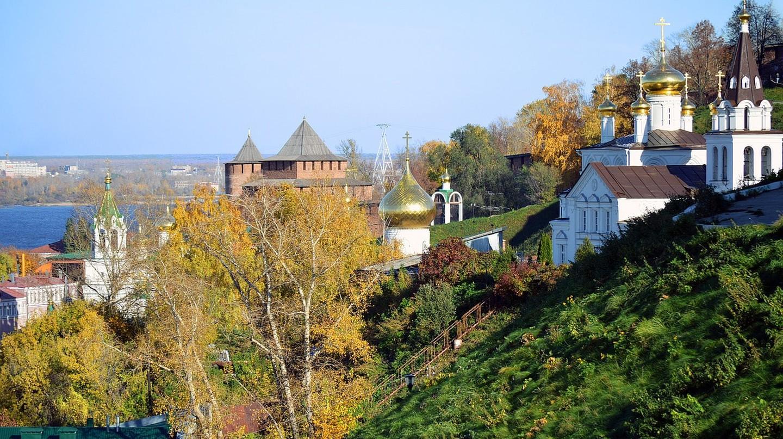 Nizhny Novgorod | ©quinntheislander / Pixabay