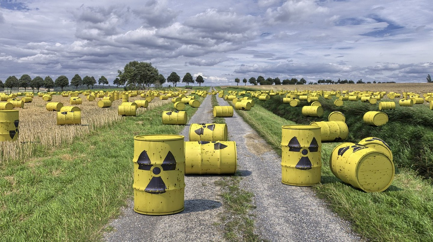 Switzerland's nuclear waste problem | © rabedirkwennigsen / Pixabay