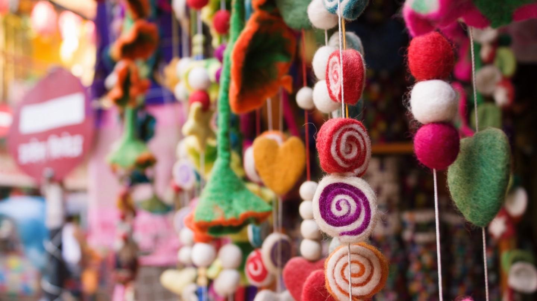 Fabric handicrafts | © Rebecca Zaal/Pexels