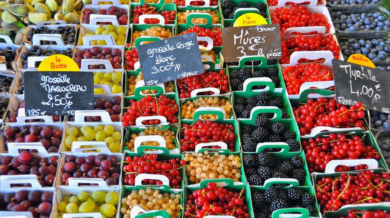 Selection of berries | © Peter de Vink / Pexels