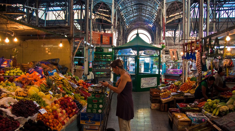 San Telmo market | © Phillip Capper / Flickr