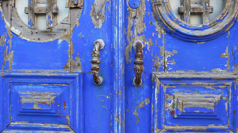 Door in Lisbon | © olafpictures / Pixabay