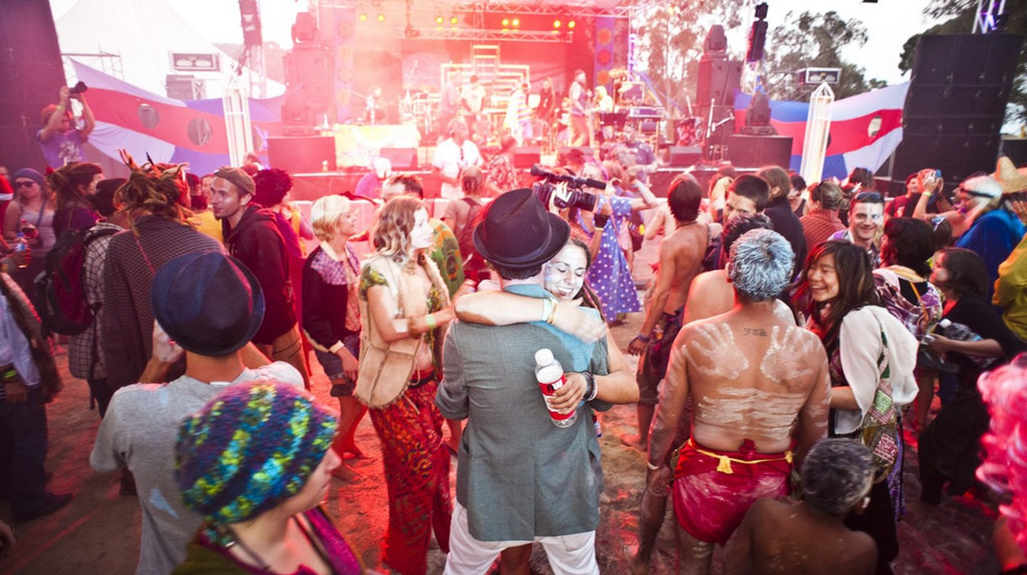 The Bush Doof: Australia's Riotous Outback Dance Parties