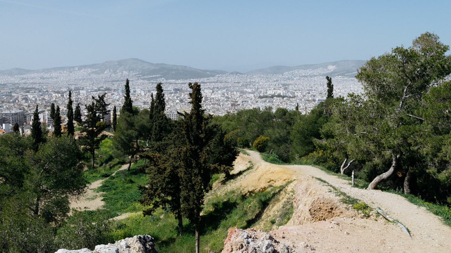 Escape the crowds in Athens