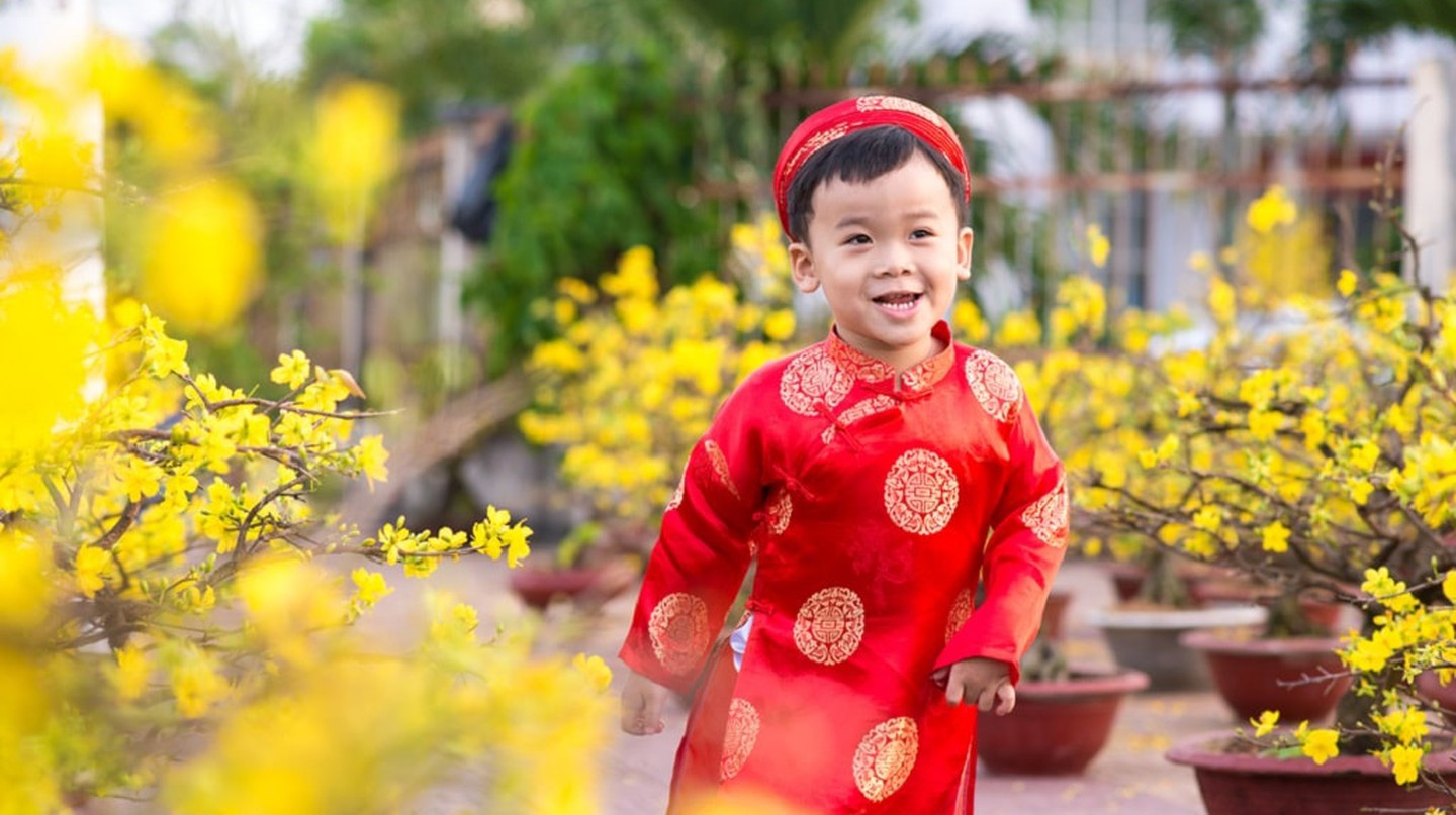 Tết is a happy time | © Makistock/Shutterstock