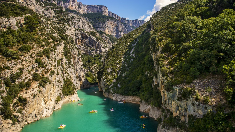 Gorges de Verdon   © Andreas Jung/Shutterstock