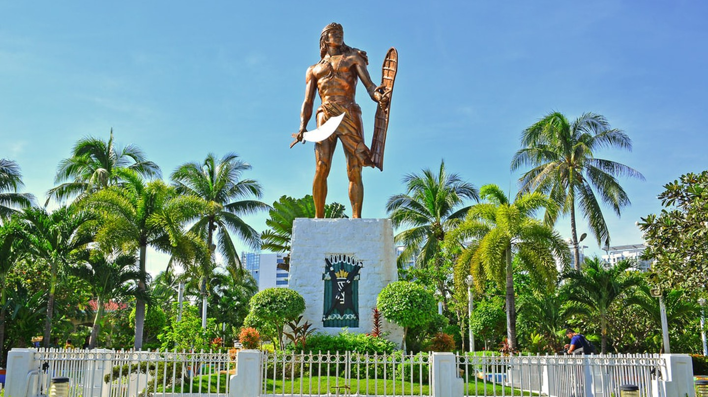 Lapu-Lapu Shrine in Cebu