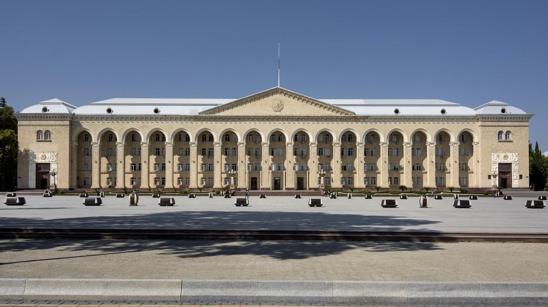 Ganja City Hall | © Rolf G Wackenberg/Shutterstock