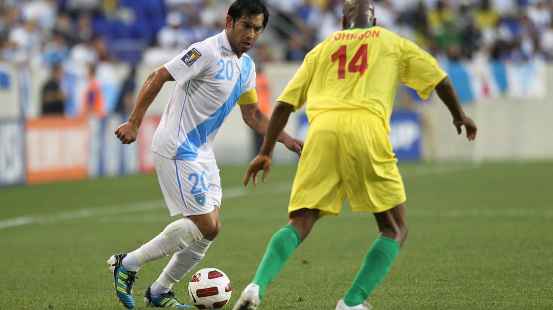 Carlos Ruiz, Guatemala's most famous football star I © Debby Wong / Shutterstock