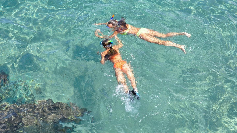 Snorkeling   Public Domain \ Pixabay
