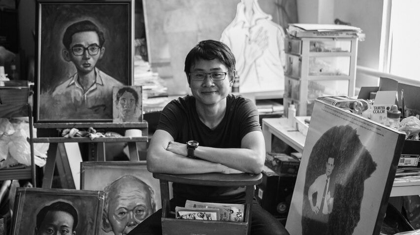 Sonny Liew's Guide to Singapore