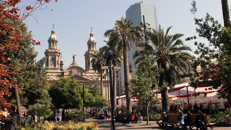 Santiago Metropolitan Cathedral |© MonicaVolpin/Pixabay