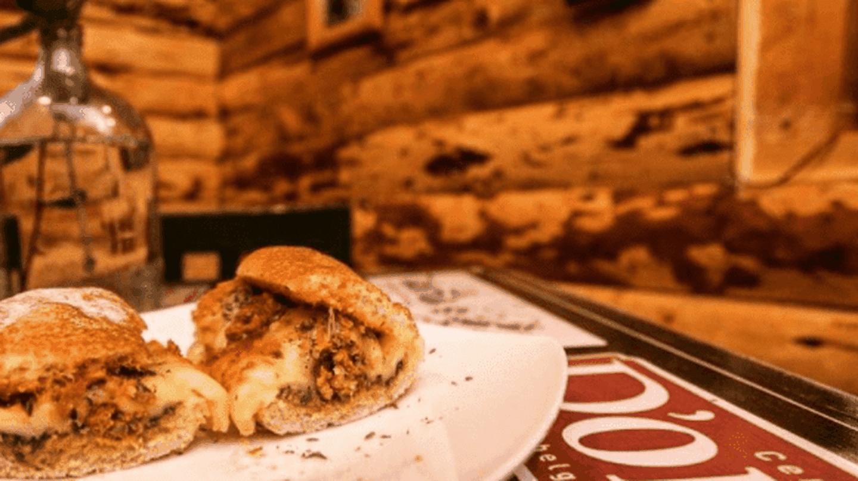 Sandwich | Courtesy of La Taberna D'Olbek