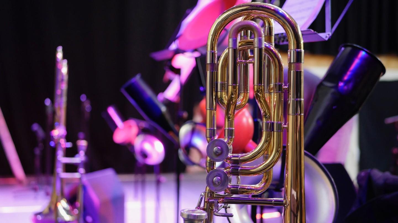 Trombone | © dlohner / Pixabay