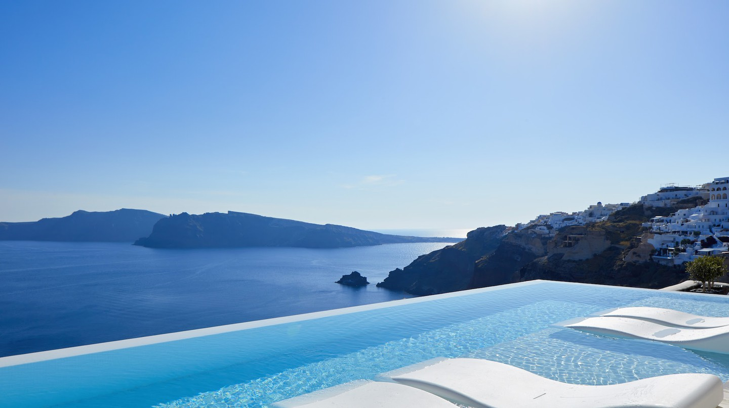 Canaves Oia Luxury Resort | Courtesy of Canaves Oia Luxury Resort