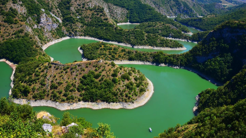 Serbia's most beautiful spot