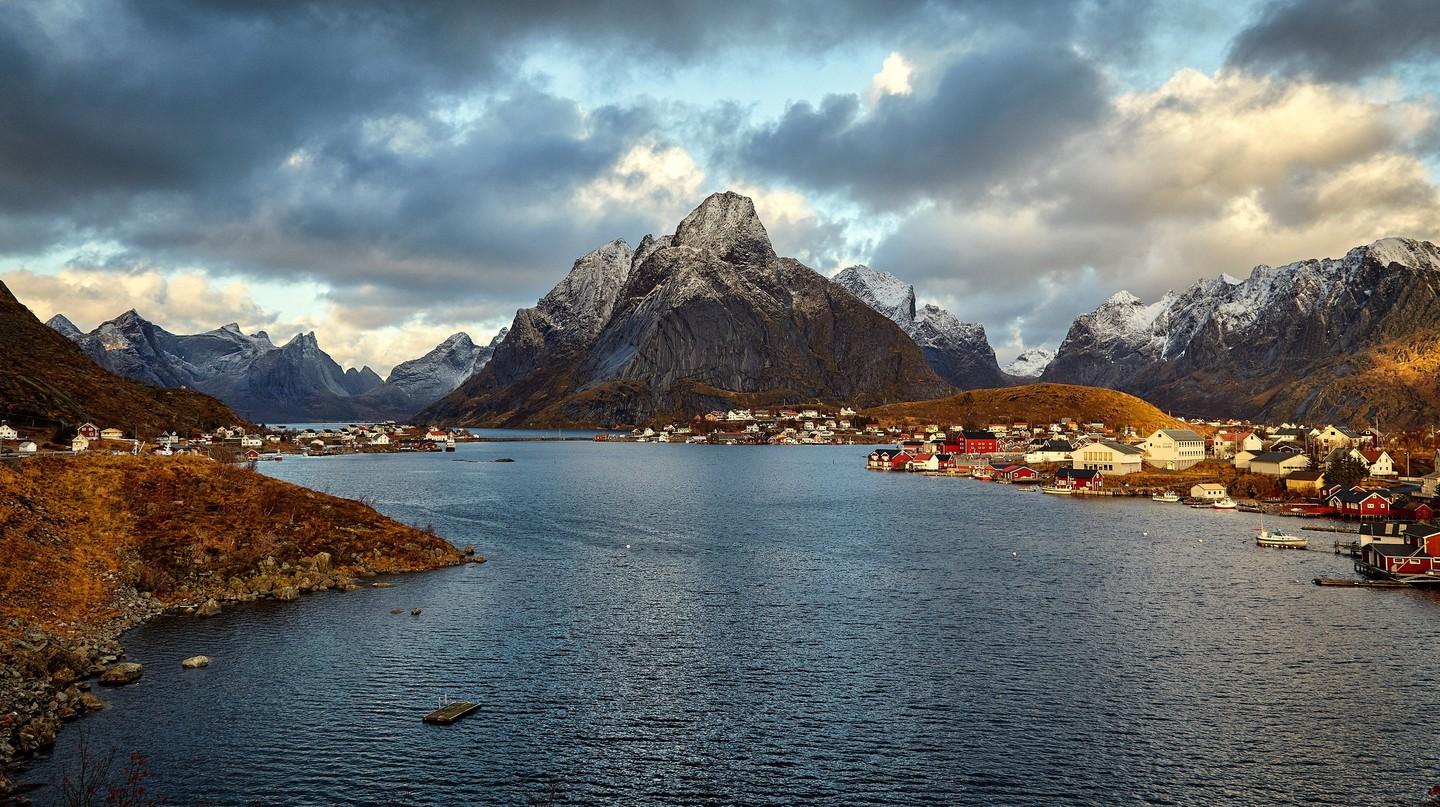 Reine, Norway | © Vidar Nordli-Mathisen/Unsplash