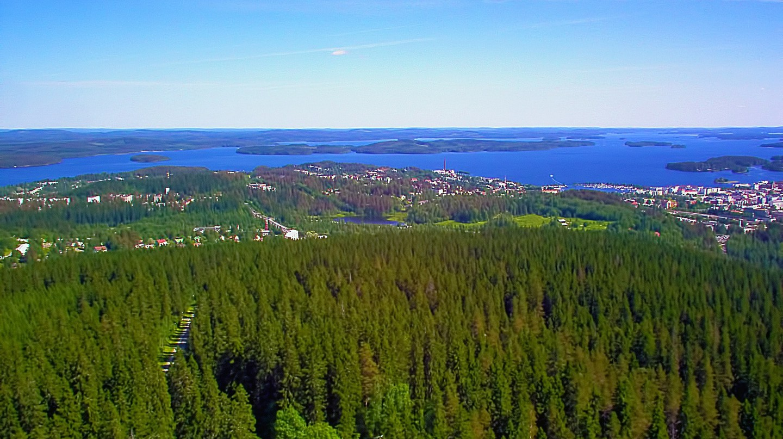 View of Kuopio   © jorisamonen / Pixabay
