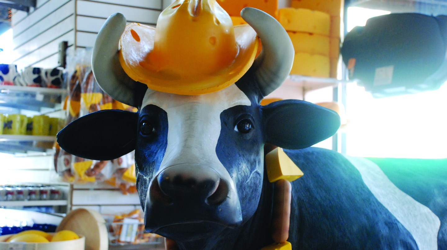 Cheese Mart Cow | © VISIT Milwaukee