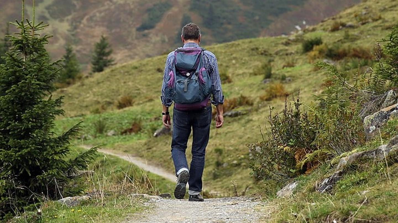 Wanderer | ©Hermann/Pixabay