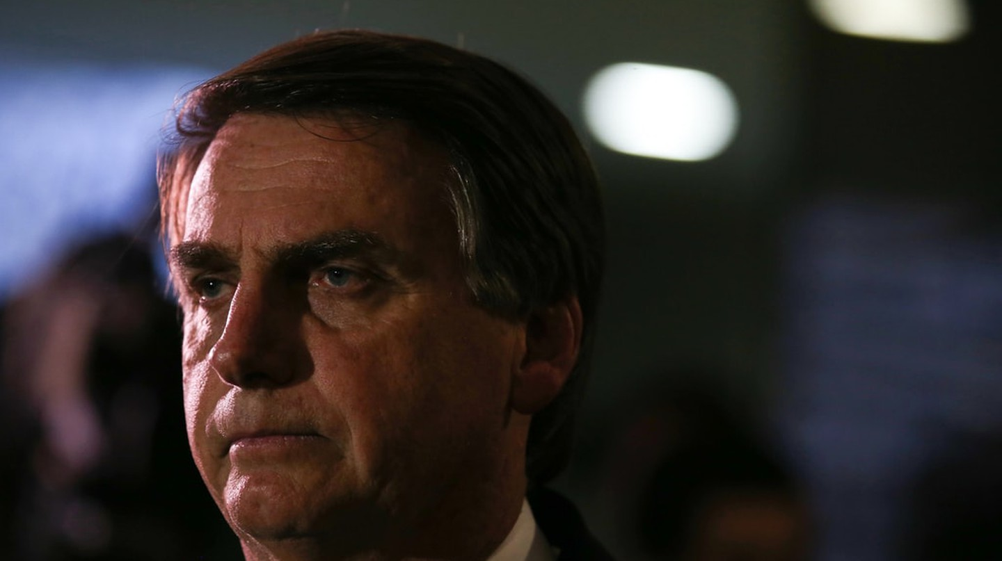 10 Things You Need to Know about Bolsonaro, Brazil's Potential New President