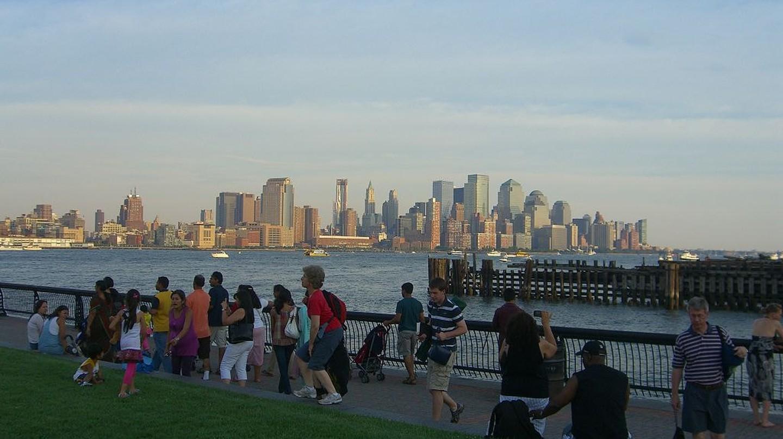 Frank Sinatra Park, Hoboken