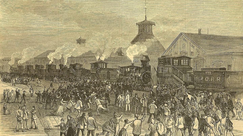 A Brief History of West Virginia Strikes